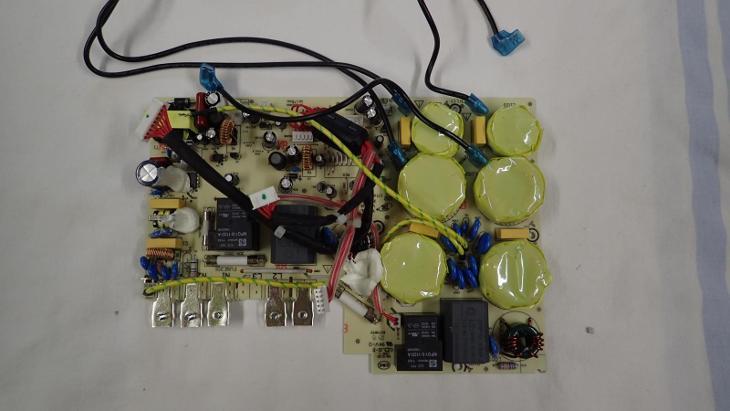 Indukční varná deska GORENJE IS656 USC POUZE ZDROJ !!! - Velké elektrospotřebiče