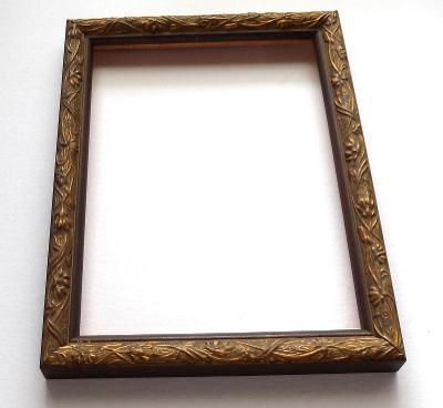 NOVÝ RÁM - vnitřní rozměr 18 x 24 cm - č.428