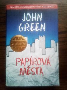 John Green Papírová města