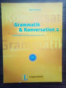 Grammatik & Konversation 2 Olga Swerlowa