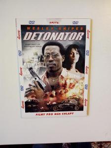 DVD, film Detonator