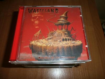 CD WASTELAND : Warriors of the Wasteland /Rare/