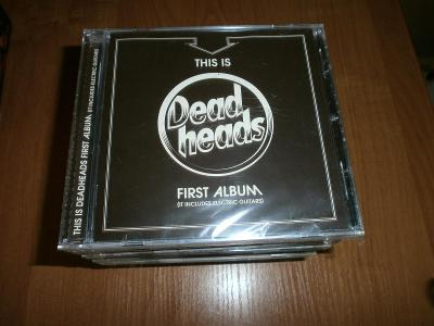 CD DEAD HEADS : This is /zabalené,stoner rock/