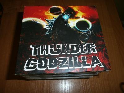 CD THUNDER GODZILLA : s/t /stoner rock/