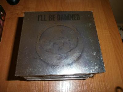 CD I´LL BE DAMNED : s/t /stoner rock/