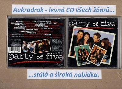 CD/Party of Five