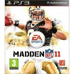 PS3 Madden NFL 11