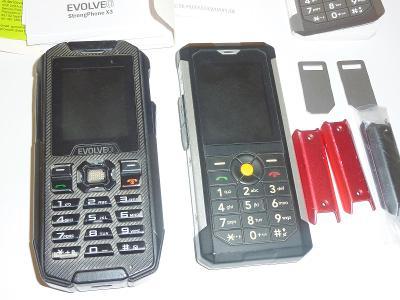 2 x TELEFON - CAT + EVOLVE ------ MIR-K-02