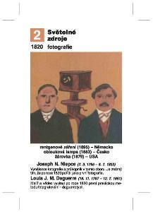 Kamil Lhoták - Vynálezci 08/J.Niepce+L.Daguerre 320x225 z výstavy SPKL