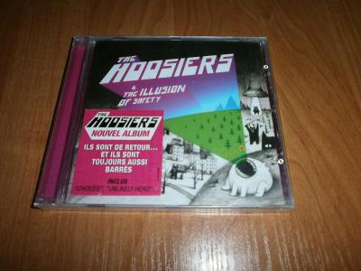 CD THE HOOSIERS:The illusion of safety  /zabalené/