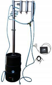 Destilační přístroj 50L Automatický KEG 30 Elektrický