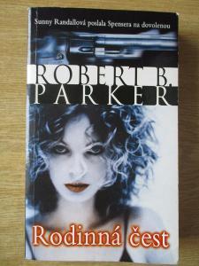 Parker Robert B. - Rodinná čest (1. vydání)