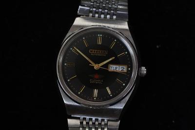 pánské hodinky CITIZEN Automat 21 JEWELS Crystal, TOP STAV