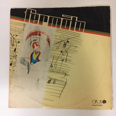 Fermáta – Fermáta - LP vinyl
