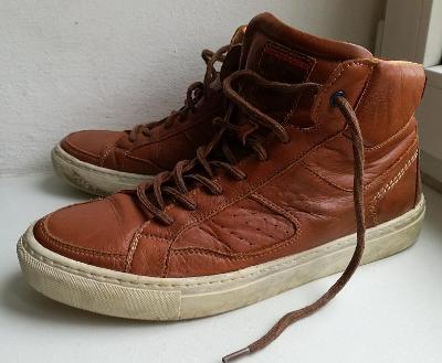 Kožené boty zn. S.Oliver vel. 43