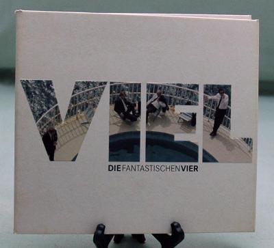 2CD Die Fantastischen Vier – Viel 2004 Germany
