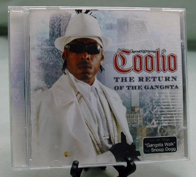 CD Coolio – The Return Of The Gangsta 2006 Germany