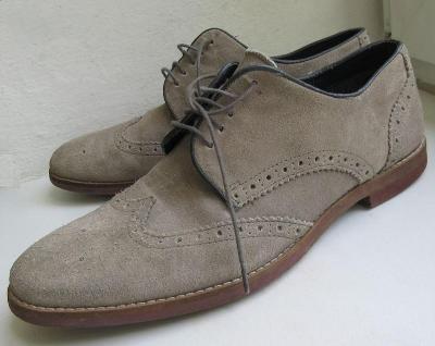 Kožené boty zn. ASOS vel. 42,5