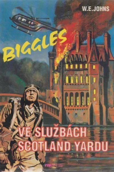 W.E.Johns: Biggles ve službách Scotland Yardu