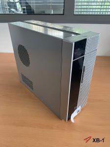 Case Stříbrno-Černý MiniHiFi/YY-A208/TAC