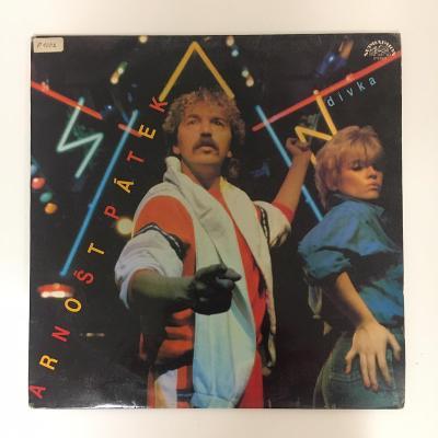 Arnošt Pátek – Dívka LP vinyl