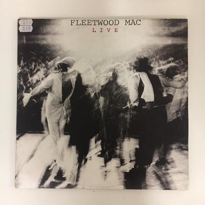 Fleetwood Mac – Live - 2 x LP vinyl