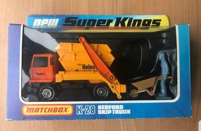 MatchBox Super Kings K-28 Bedford