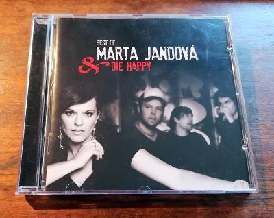 MARTA JANDOVÁ – Best Of Marta Jandová & Die Happy - PRESS 2009