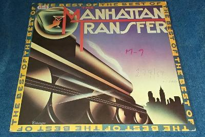 LP Manhattan Transfer - The Best Of