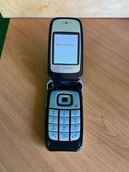 NOKIA 6101 - Mobilní telefony
