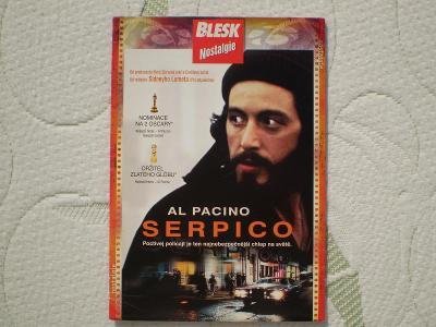 Serpico (DVD), krimidrama s Al Pacinem, stav - jako nové