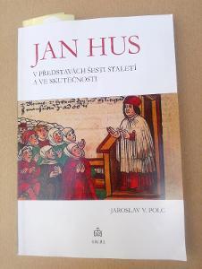 JAN HUS - J. V. Polc