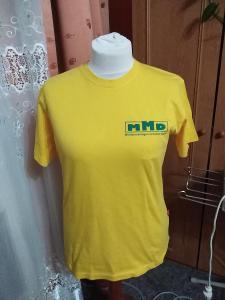 pánské bavlněné triko