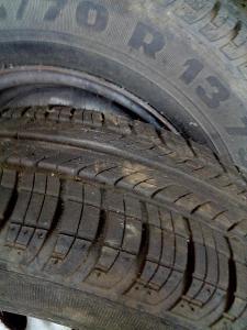 Letní pneu