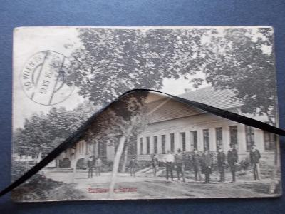 Vyškov Slavkov Austerlitz  Šlapanice Šaratice C.a K. Četnická stanice
