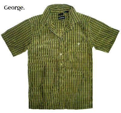 GEORGE chlapecká košile, vel. 9 - 10 let
