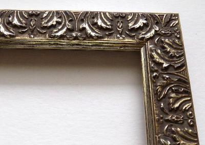 NOVÝ RÁM - vnitřní rozměr 18 x 24 cm - č.364