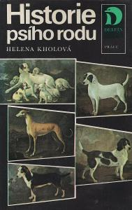 Helena Kholová - Historie psího rodu