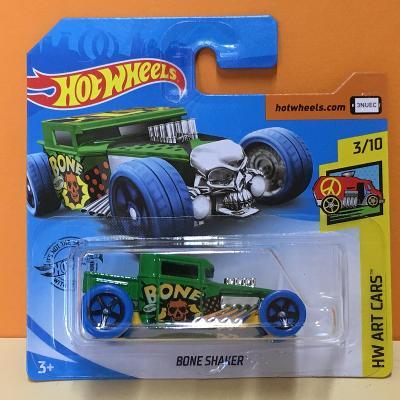 Bone Shaker -  Hot Wheels 2020 159/250 (E22-T3)