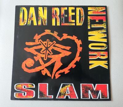 DAN REED NETWORK - Slam - 1 PRESS 1989