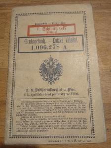 Staré historické dokumenty