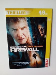 DVD, film Firewall