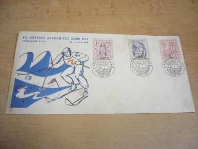 VIII. světové akademické zimní hry 1949 Špindlerův mlýn