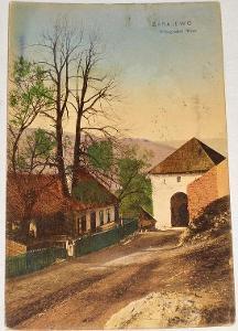 Bosna a Hercegovina - Sarajevo - Višegrader Thor  cca 1910