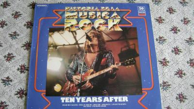 HISTORIA DE LA MUSICA ROCK  50. - TEN YEARS AFTER