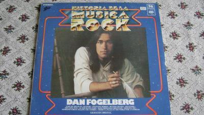 HISTORIA DE LA MUSICA ROCK  96.  DAN FOGELBERG