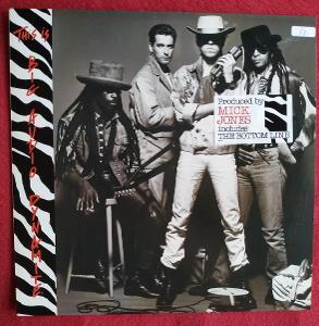 LP BIG AUDIO DYNAMITE - THIS IS (1985) 1.UK press NM- SUPER TOP STAV!