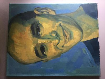 Rumen Sazdov obraz 40x50 cm