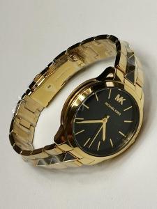 Dámské hodinky MK6669 Runway Michael Kors zlacené