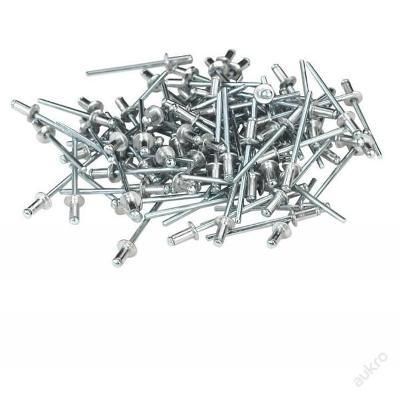 Trhací nýty hliníkové 4,0x12,7  50ks Profi M17527
